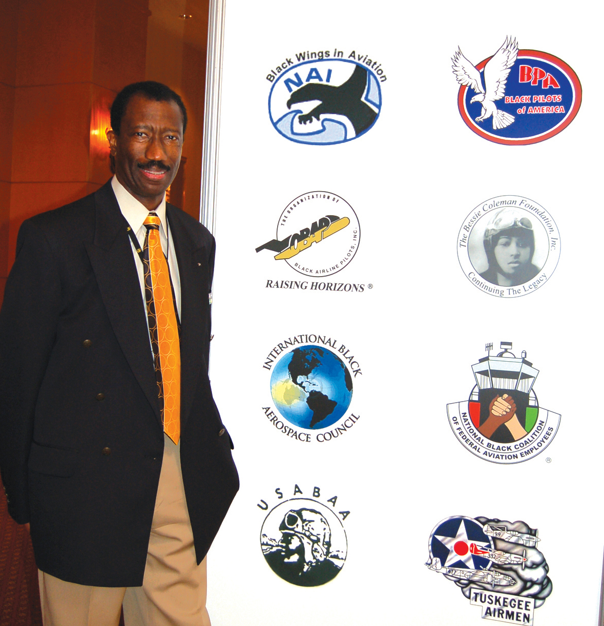 The 2006 Tuskegee Airmen National Convention Comes to the Valley of the Sun