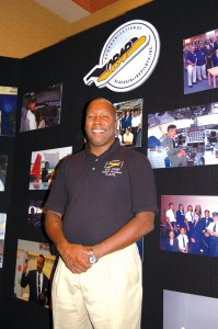 United Captain Karl Minter is the president and CEO of the Organization of Black Airline Pilots Inc.