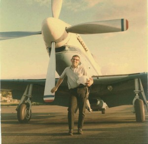 Robert Guilford purchased his first P-51 in 1964.  He owned a variety of early warbirds over his lifetime and loved flying to air shows for both static displays and flying events.
