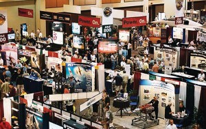 With more than 500 exhibitors, the exhibit hall includes aircraft manufacturers, avionics, flight gear, navigation tools, flight training services and much more.