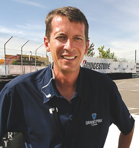 Rob Johnson, general manager of the GPD, is happy that Champ Car World Series and companies like Bridgestone provided much needed financial and logistical support for the high-speed weekend.