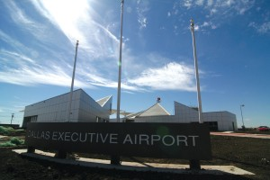 Once a sleepy airport south of the city, Dallas Executive Airport is quickly becoming one of the metro area's most robust aviation facilities.