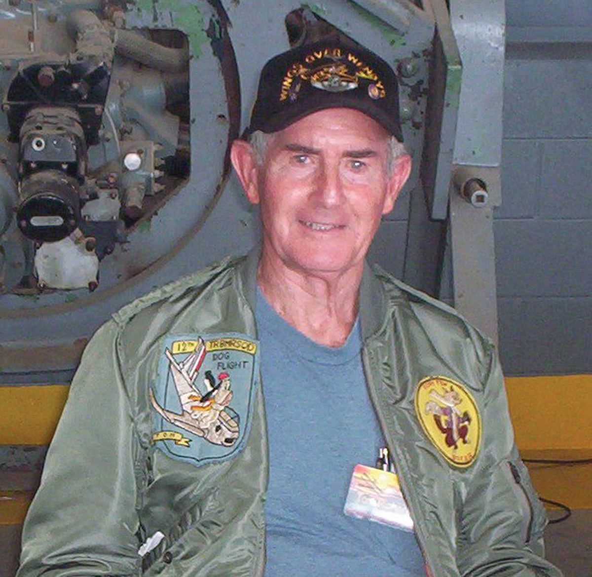 Chino Air Museum Seminar Features Air War over Korea