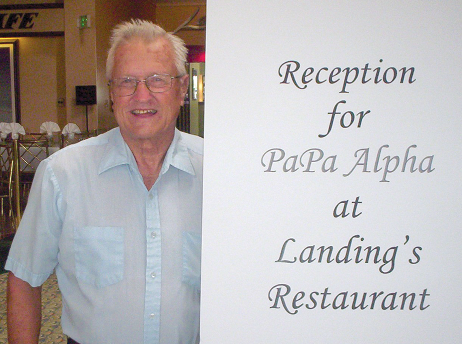 Phil Aune, Longest Serving Air Traffic Controller, Says Farewell