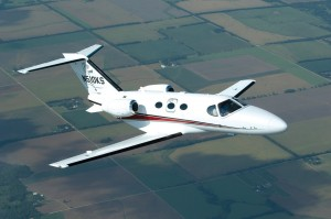 The Citation Mustang, a six-place, twin-turbofan entry-level jet, became the first VLJ to obtain full type certification by the Federal Aviation Administration on Sept. 8.