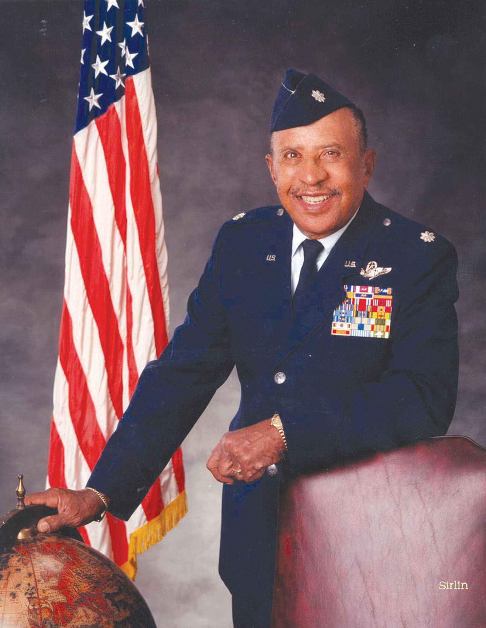 Lt. Col. James C. Warren: Tuskegee Airman, American Hero
