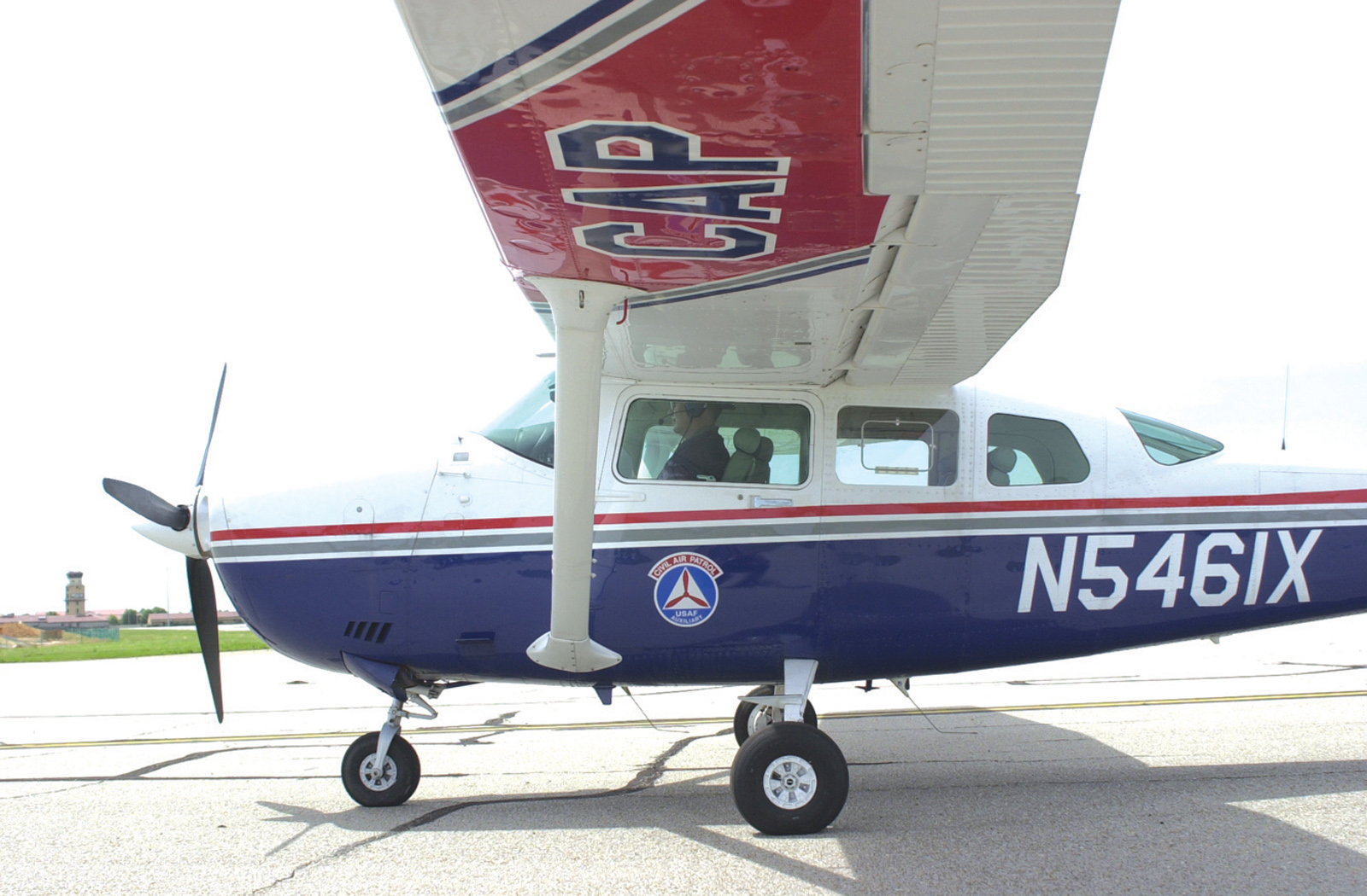 Civil Air Patrol Mission Enhanced by High-Tech Cessna 182 Skylane