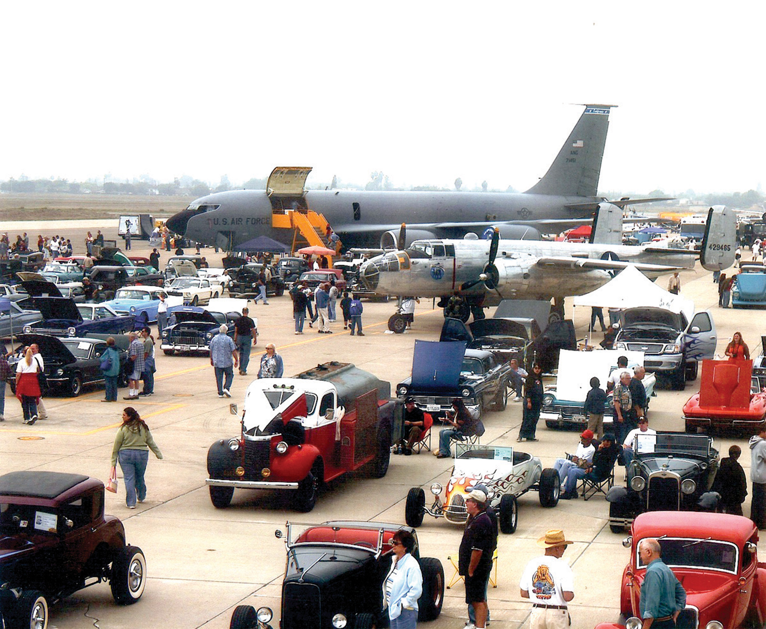 Fifth Annual Wings, Wheels & Rotors Expo