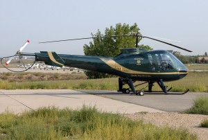 Enstrom helicopters are good choices for Colorado, because they have the power to fly safely at high mountain altitudes. If you're in the market for a helicopter, the Enstrom 480B is an affordable option.
