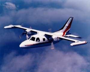 Outfitted with Honeywell (Garrett) TPE331-10 turboprop engines, the Mitsubishi MU-2B will cruise at 315 knots at 20,000 feet. A number of accidents have given the plane the reputation of being dangerous to fly.