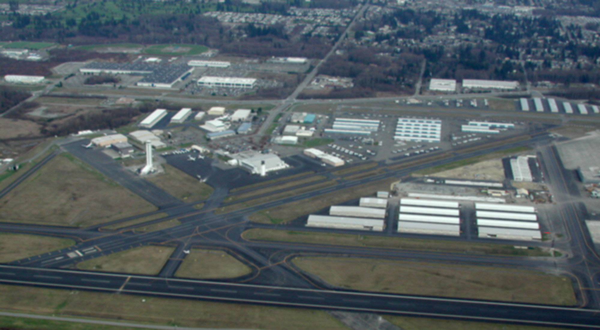 Airport Capacity Study is First Step toward Upgrading Washington Fields