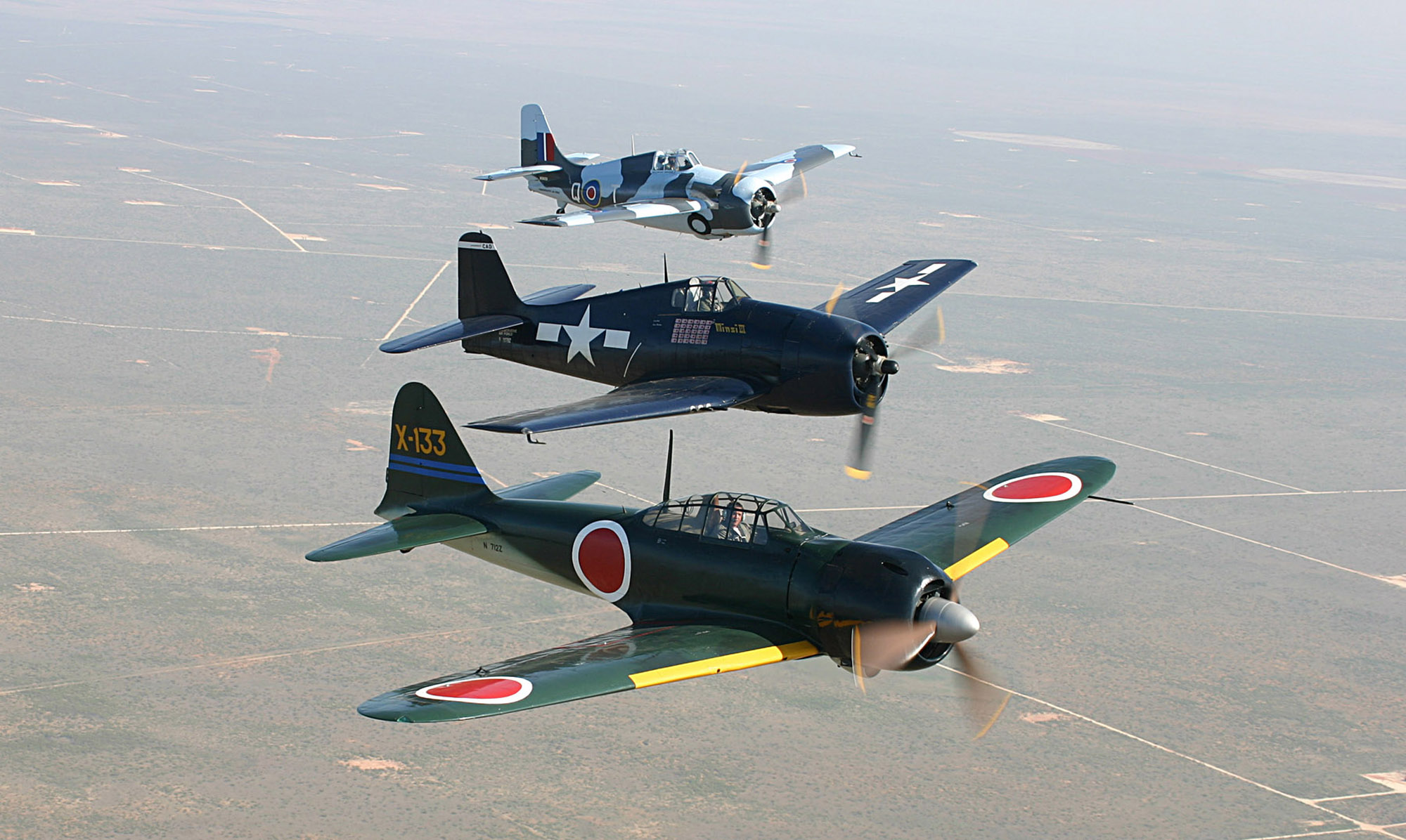 FINA-CAF AIRSHO Pays Tribute to Those Who Flew Through Hostile Skies