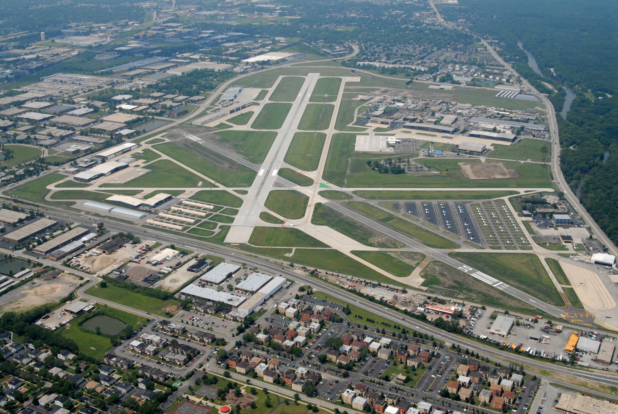 Chicago Executive AirportBig Changes For A Growing Airport  Airport Journals