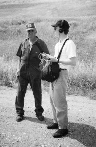 "Curt Nickisch interviews Nisland farmer Harry Einfalt, who worked with POWs as a child, and remembers how the prisoners liked to ""chase up pheasants."""