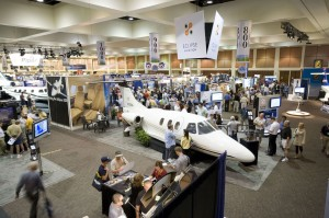 With more than 500 vendors, the overflowing exhibit hall featured aircraft manufacturers, avionics, flight gear, navigation tools, flight training services and much more.