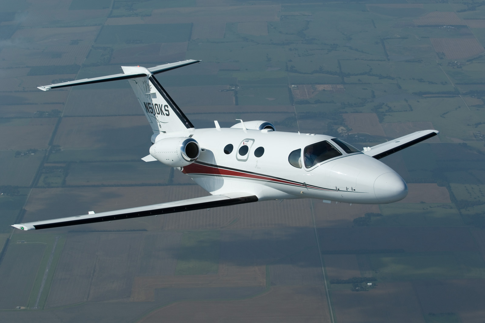 Cessna Delivers First Citation Mustang And Continues To