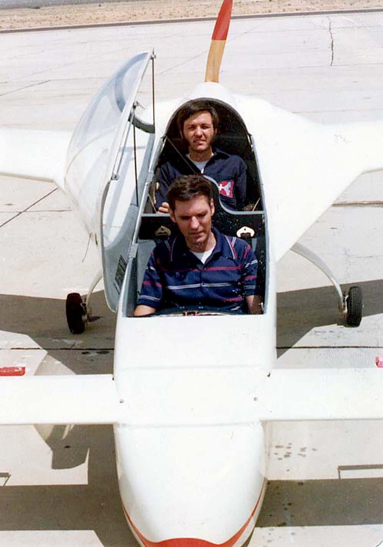 Dick rutans aircrafts