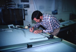 Burt Rutan created the Rutan Aircraft Factory in the Mojave Desert in 1974, six years before he began designing Voyager.