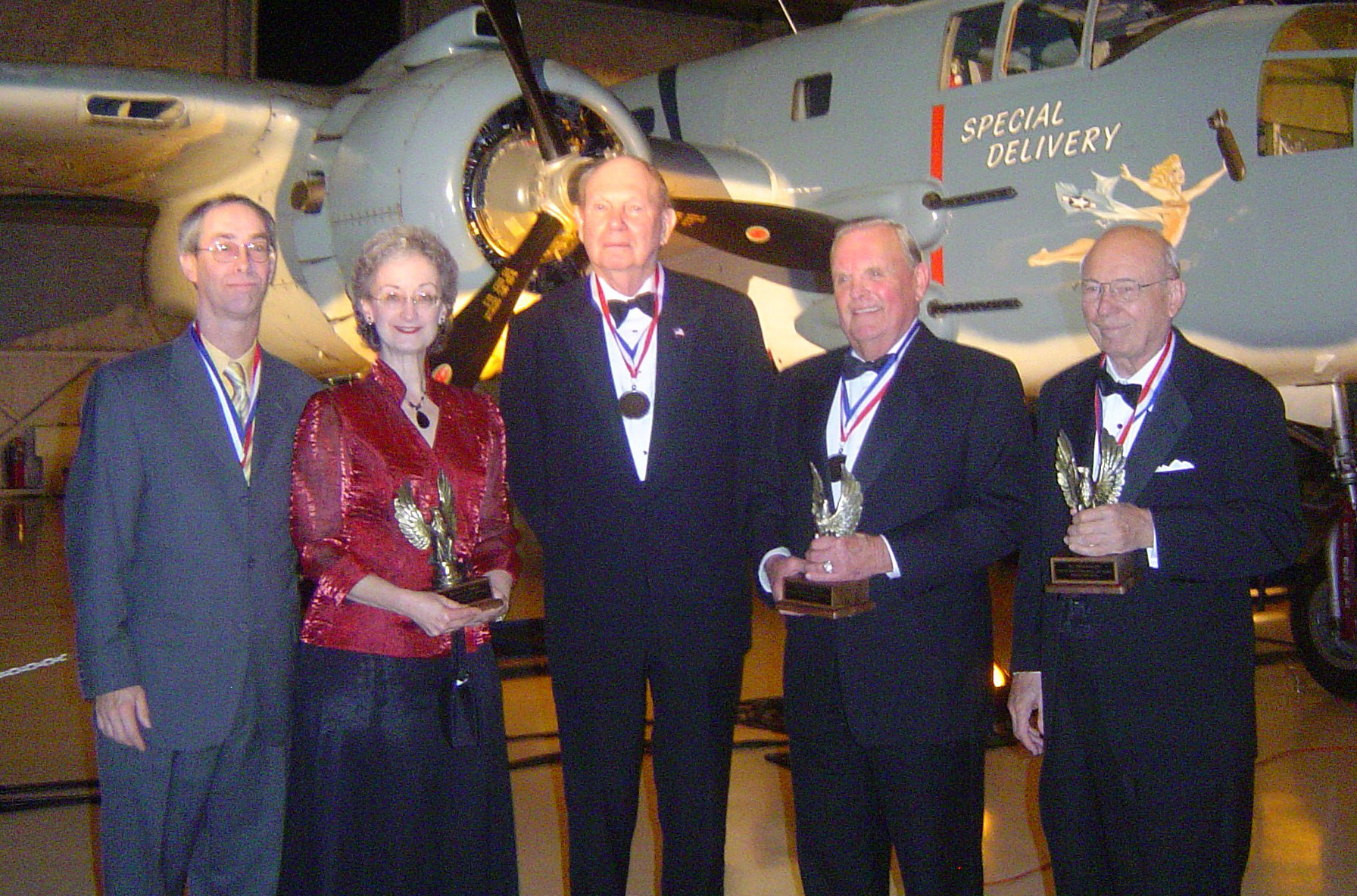 Texas Aviation Hall of Fame Honors Class of 2006
