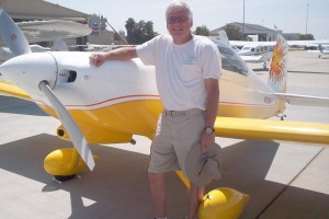 Don Miller took slightly more than five years to build his RV-6.