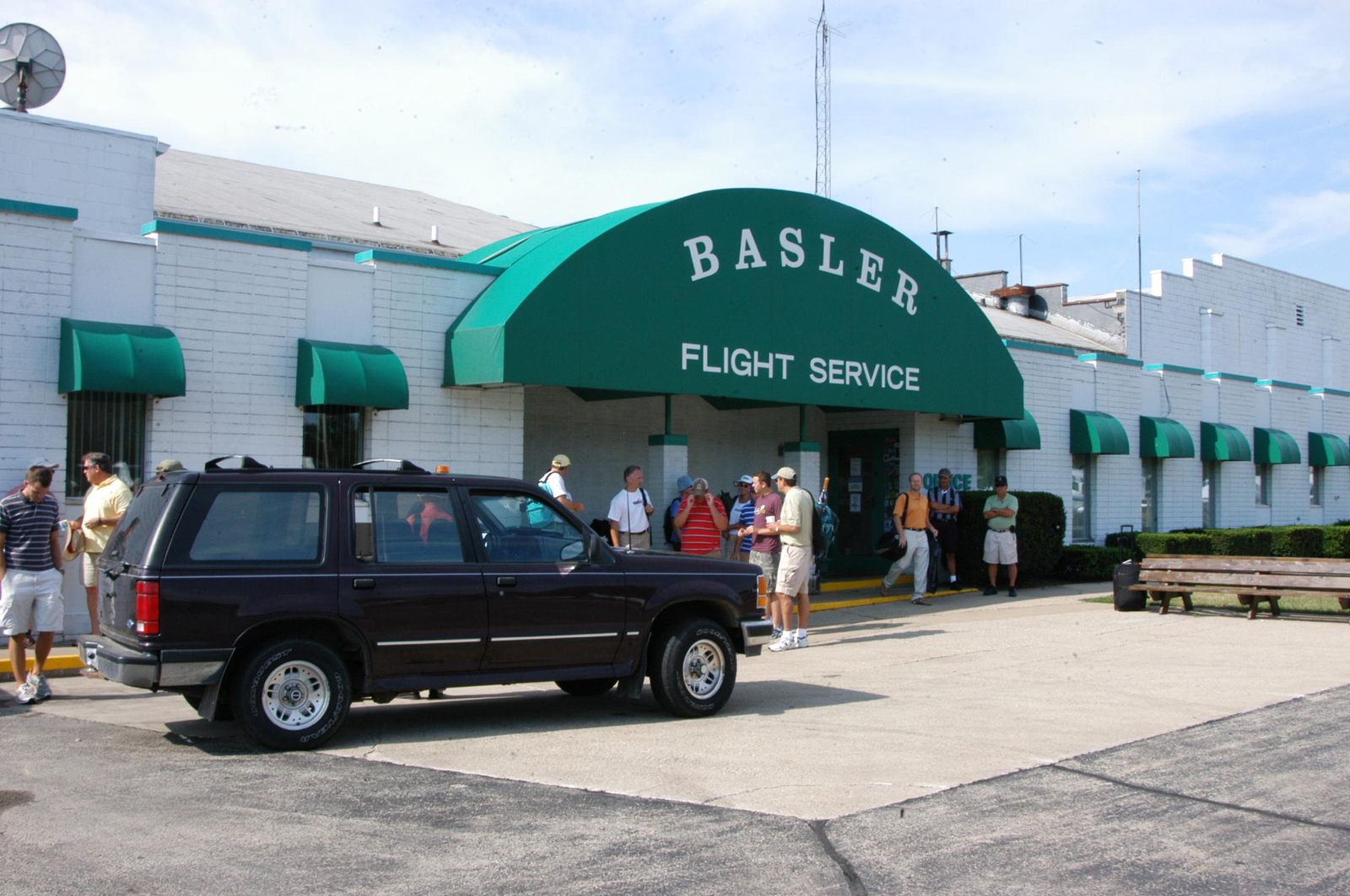 Basler Flies the DC-3 into the 21st Century