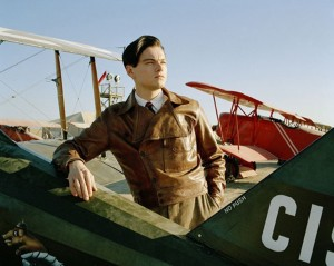 "For ""The Aviator,"" which starred Leonardo DiCaprio as Howard Hughes, Craig Hosking had to create a plausible 1920s movie set, complete with a vintage biplane collection."