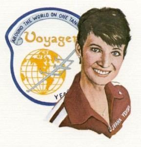 Jeana Yeager was the first woman to win the Collier Trophy, aviation's most prestigious award, which has been awarded since 1911.