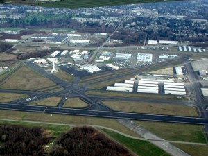 Paine Field may soon attract airline passenger service, as Snohomish County population grows to nearly a million people by 2025. The county's current population is 660,000.