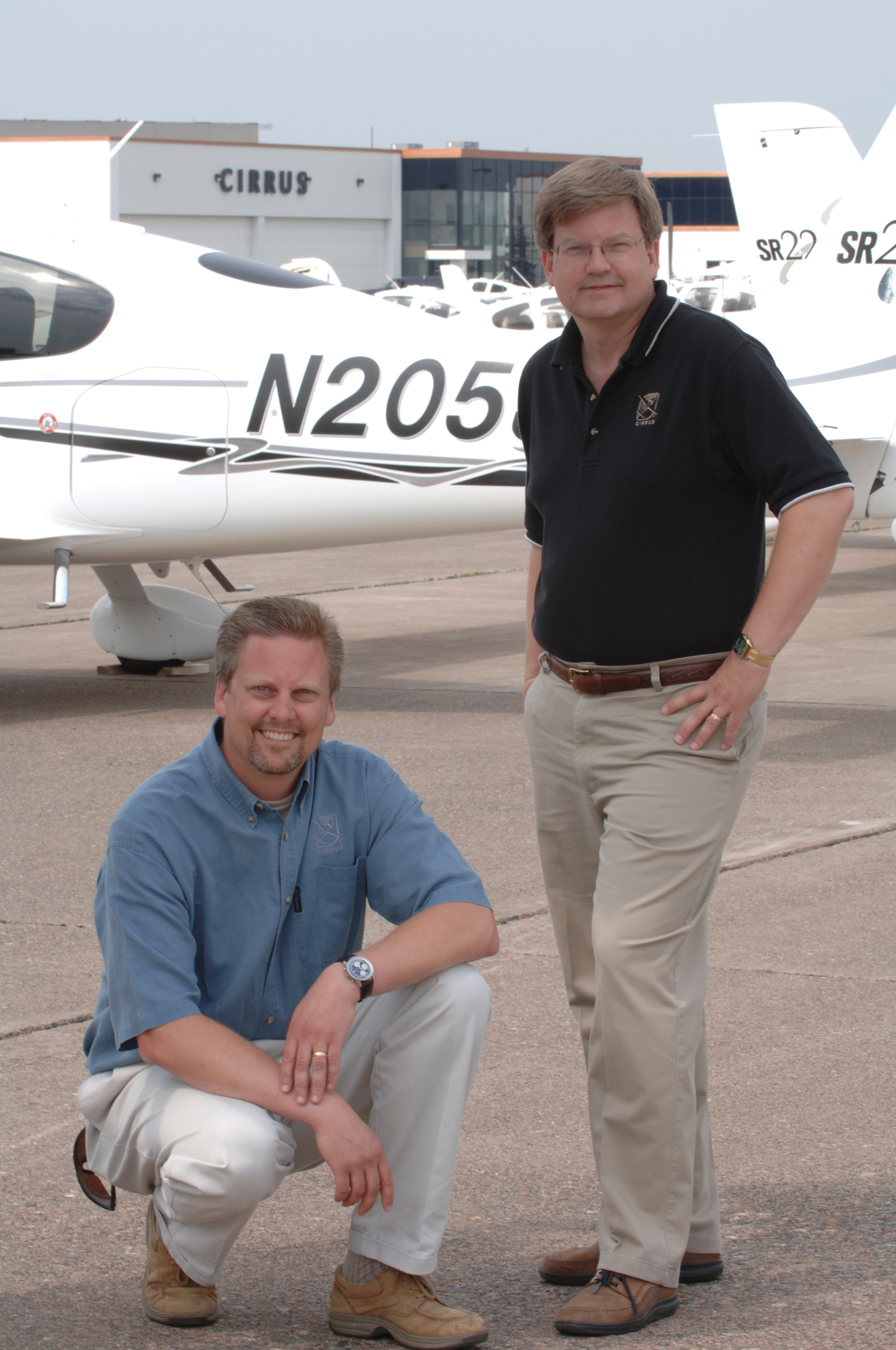 "Cirrus Design's Alan and Dale Klapmeier: ""Dumb Enough to Start and Smart Enough to Finish"""
