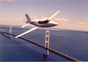 The VK-30 launched Cirrus Design's success.
