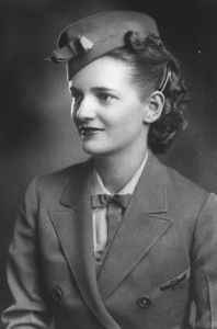 In 1936, Caption Elrey Jeppesen married Nadine Liscomb, one of United's first stewardesses. She became his lifelong companion and was a vital force in the operation of his aerial-navigation chart business.