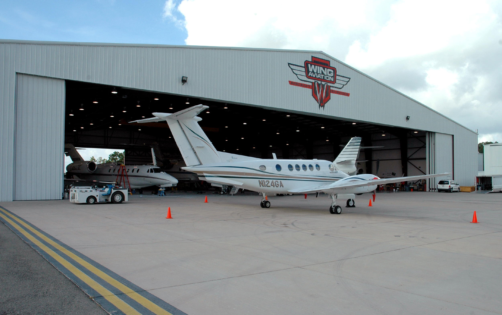 Wing Aviation—Putting Quality and Convenience First