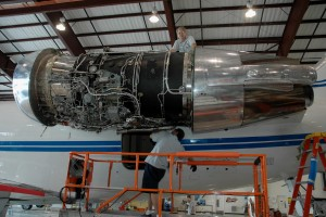 Wing Aviation specializes in airframe maintenance, avionics installation, detailing and painting services for mid- and large-cabin corporate aircraft.