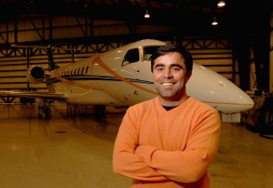 Brian Wing formed Wing Aviation because he believed the marketplace had a shortage of quality companies and that the industry was about to take off.
