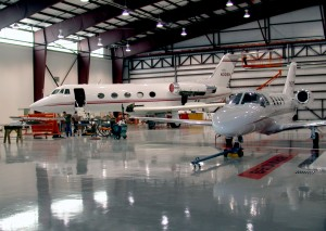 Wing Aviation offers a variety of luxury jets from the Lear 35 to the Gulfstream IV-SP.