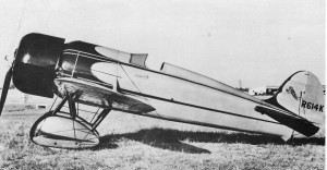 Travel Air engineers Herb Rawdon and Walter Burnham designed the Model R in anticipation of Walter Beech's annual need for a racer.