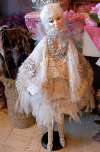 At Rumours, fairy dolls are abundant in a room dedicated to the sparkly nymphs.