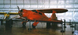 The Beech Model 17 Staggerwing is an example of plush, high-performance aircraft from the early 1930s.