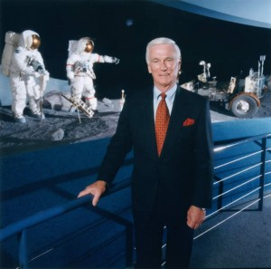 Capt. Eugene Cernan, most widely recognized as the last man on the moon, will receive the Lindbergh Foundation's Spirit Award.