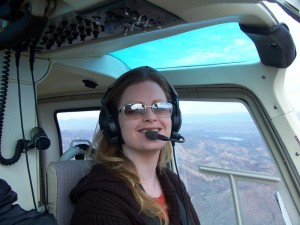 """""""Wings to Fly"""" is expected to draw 200 students to the Challenger Space Center. Professional women in aviation and aerospace will share their career and life experiences with students interested, including Gwen Kross, with All Out Aerial."""