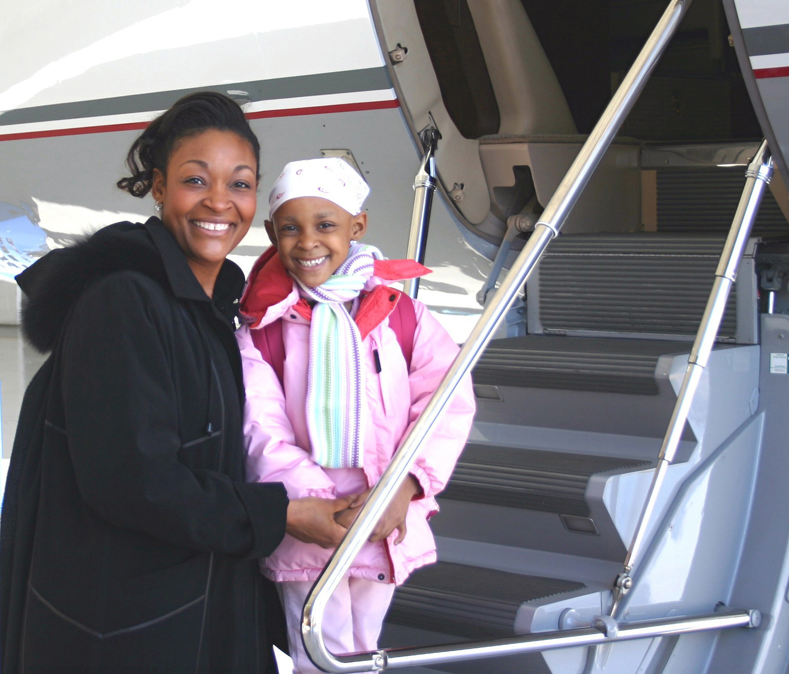 Corporate Angel Network Flies 25,000th Cancer Patient