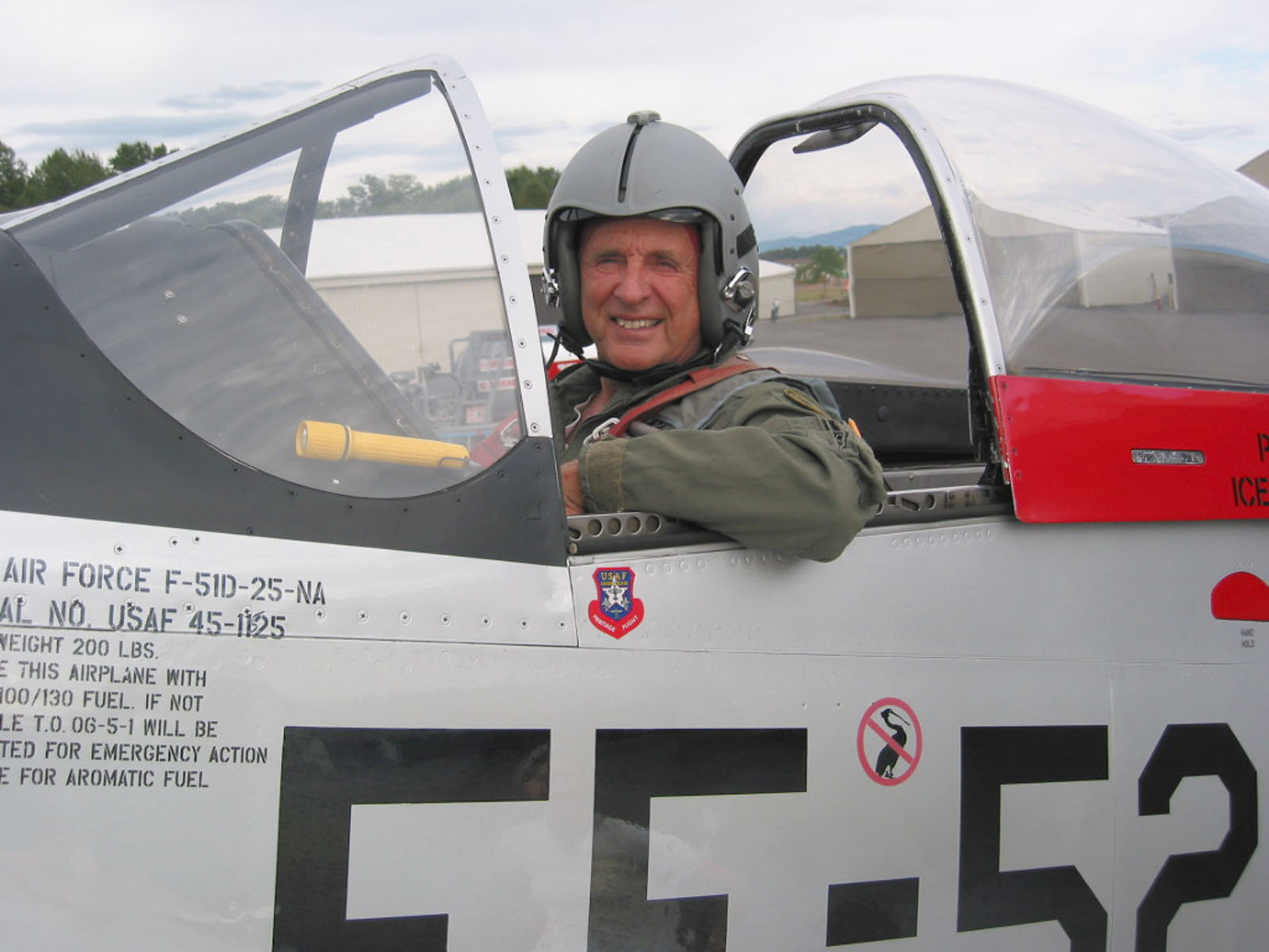 Bill Anders: A Love of Afterburners