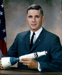 Bill Anders received the good news on his 30th birthday that NASA had selected him as part of the third group of astronauts.