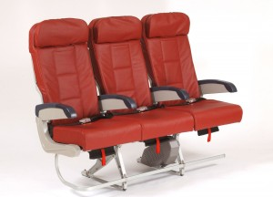 B/E Aerospace designs seats with comfort in mind. More than 6,000 frequent flyers rated the B/E long-haul main cabin seats as the most comfortable on the market.