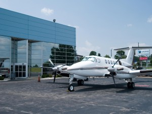 Landmark Aviation is the world's largest Beechcraft distributor, selling everything from King Airs to Falcon 50EXs. All its sales associates are pilots of the aircraft they sell.