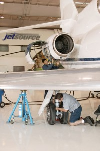 Jet Source's avionics center is the only avionics facility of its caliber in San Diego.
