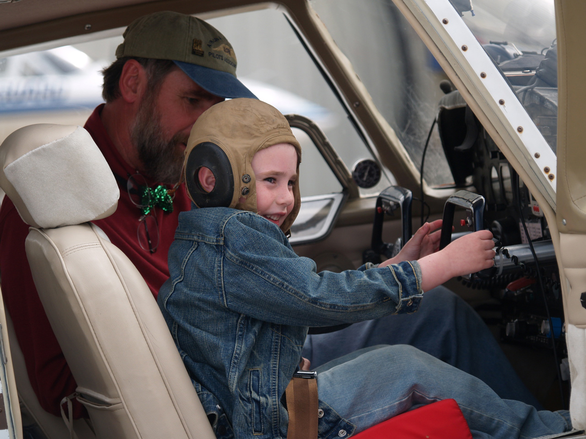 Challenge Air: Taking Children to New Heights