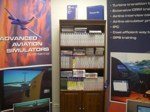 Advanced Aviation Simulators offers a large library of videos, DVDs and CDs for use in the classroom.
