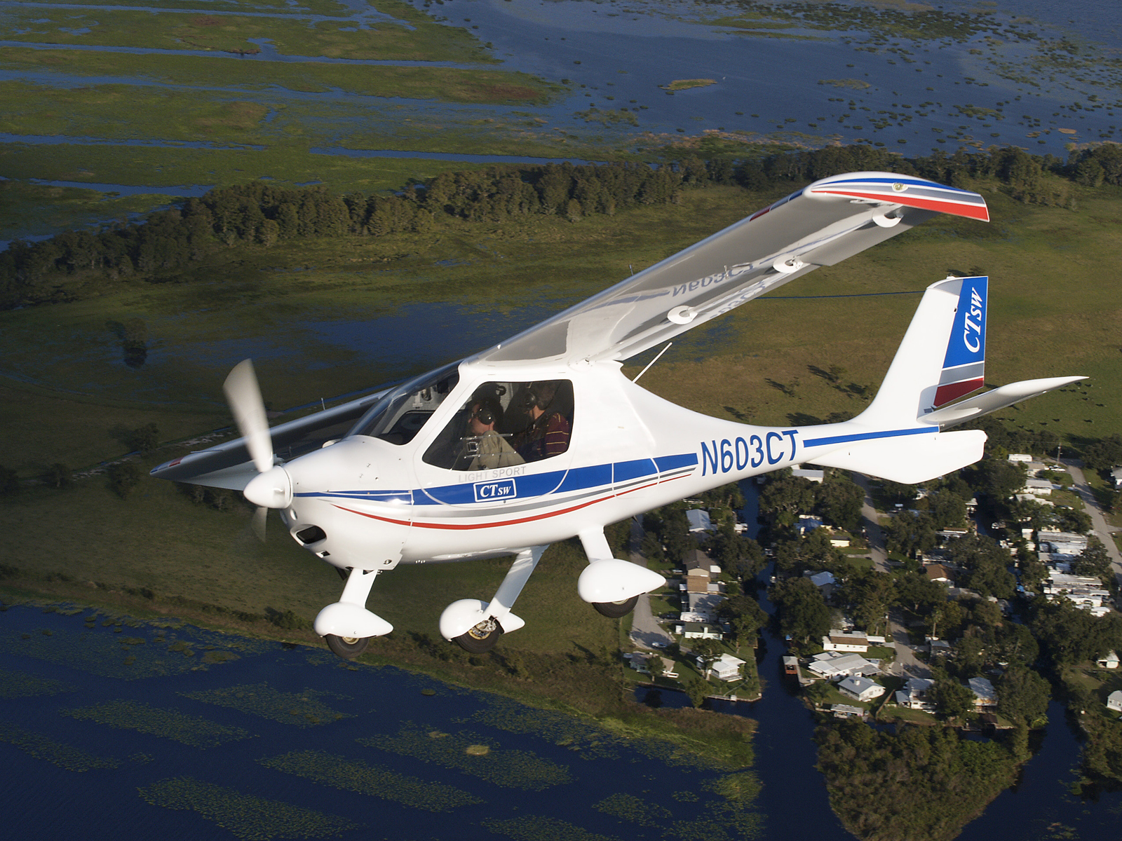 Michael Mancuso/Mid Island Air Services Now NYC Area Flight Design CT Dealer