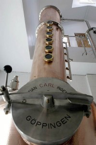 Maine Distilleries offers tours that include a look at its 250-gallon copper still.